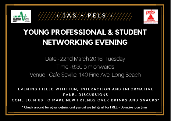 YP event