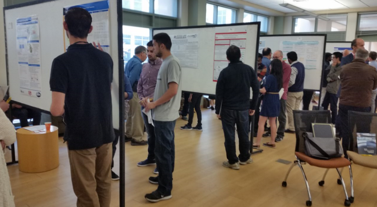 2018 04 06 Poster Session 1
