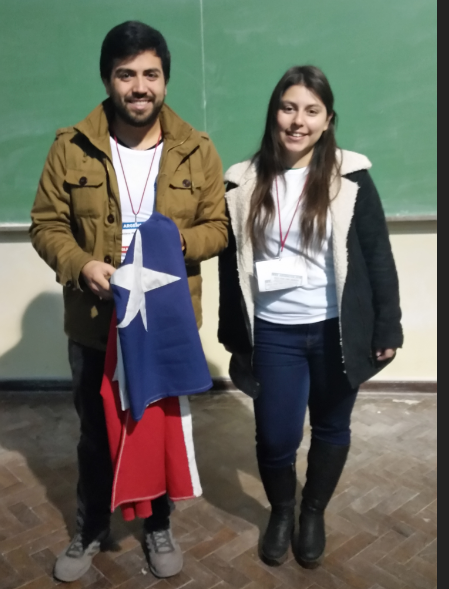 2018 06 07 Chile students pic
