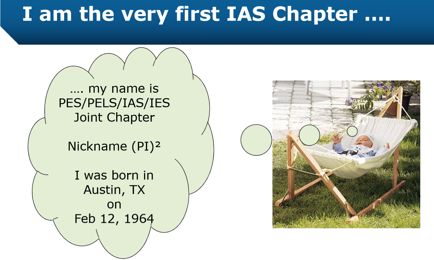 2019 02 22 PI2 Very first IAS Chapter