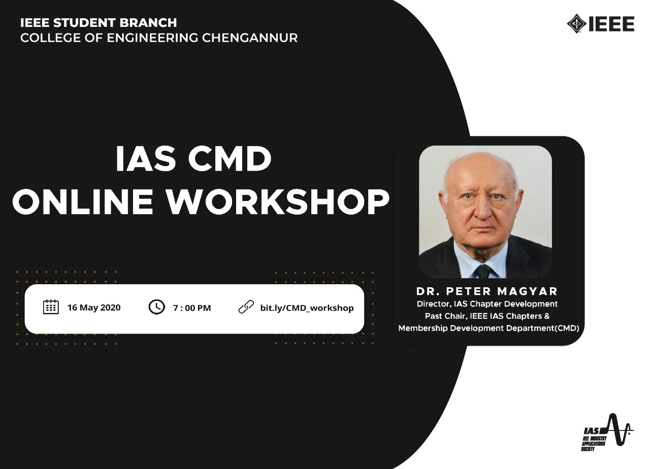 2020 05 16 IAS Online Workshop CEC