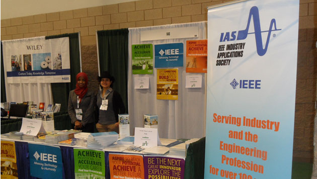 IAS Booth